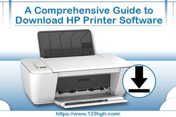 download hp printer software